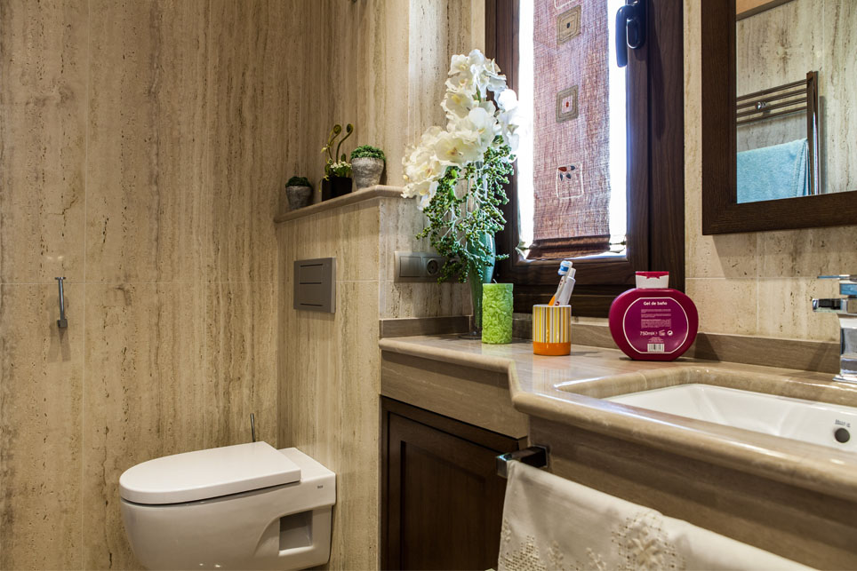 Encimeras de ba o con lavabo bajo encimera m rmoles - Encimeras lavabos bano ...