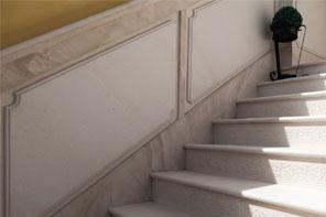 Rodapies de escalera Aplicacin Exterior