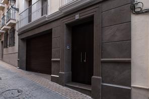 mrmoles santo domingo fachada moldurada en marmol gris sierra elvira - Revestimiento Exterior